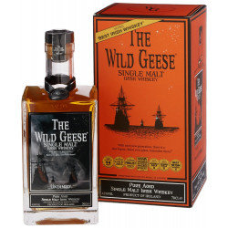 The Wild Geese Single Malt Whiskey 70CL