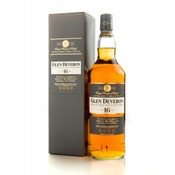 Glen Deveron Whisky 16 Years Single Malt 100CL