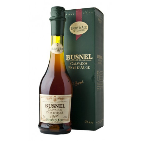 Busnel Calvados 12 Years Hors d'Age 70cl