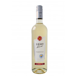 Light Live Wijn Chardonnay 75CL