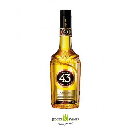 Licor 43 Cuarrenta Y Tres 70CL
