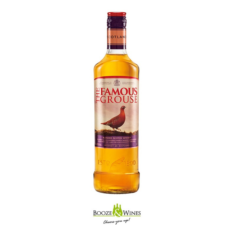 The Famous Grouse Blended Scotch Whisky 150CL