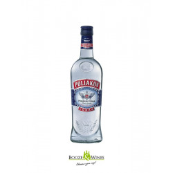 Poliakov Vodka 70CL
