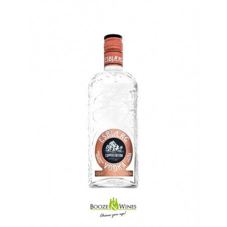 Esbjaerg Vodka Copper Edition 70CL