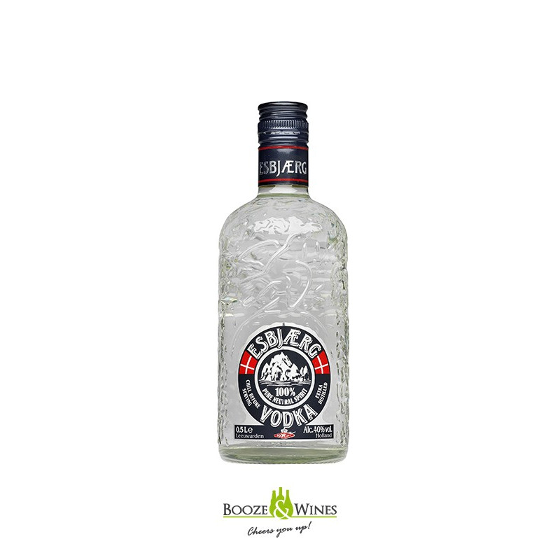 Esbjaerg Vodka 50CL