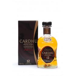 Cardhu 12 Years Single Malt Whisky 70cl
