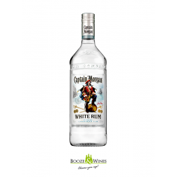 Captain Morgan White Rum 100CL
