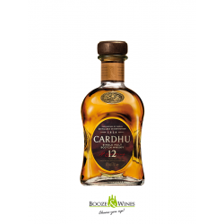 Cardhu 12 Years Single Malt Whisky 70CL