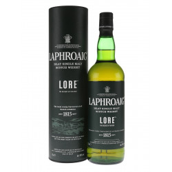 Laphroaig Lore Single Malt Whisky 70CL