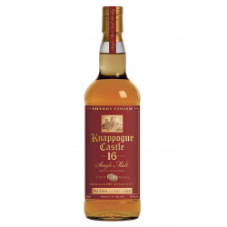 Knappoque Castle 16 Years Single Malt Whiskey 70CL