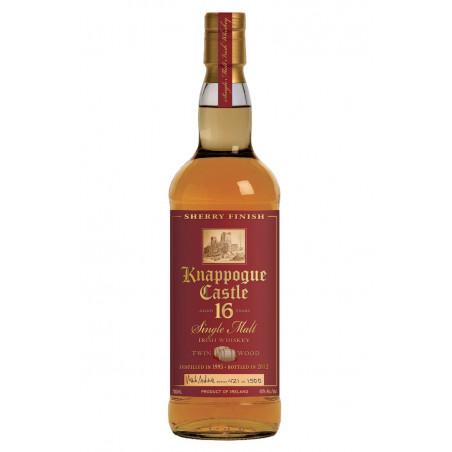 Knappoque Castle 16 Years Single Malt Whiskey 70CL