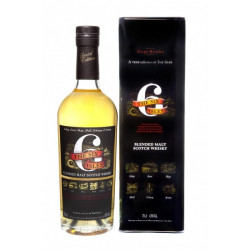 The Six Isles Blended Malt Whisky 70CL