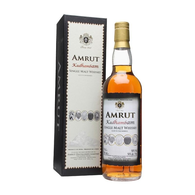 Amrut Kadhambam Single Malt Whisky 70CL