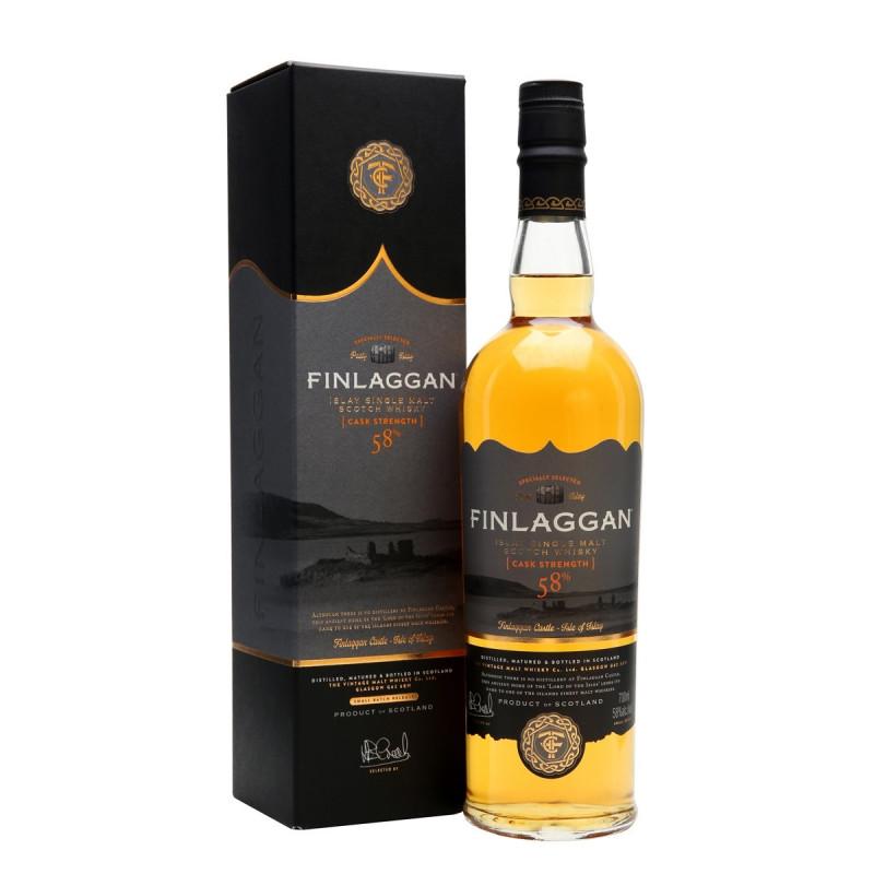 Finlaggan Cask Strength Single Malt Whisky 70CL