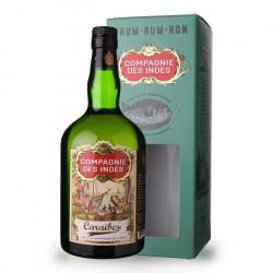 Compagnie Des Indes Carabaïbes Blended Rum 70CL