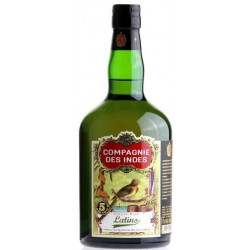 Compagnie Des Indes Latino 5 Years Rum 70CL