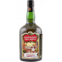 Compagnie Des Indes Jamaica Navy Strength Rum 70CL