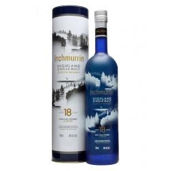 Inchmurrin 18 Years Single Malt Whisky 70CL