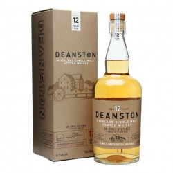 Deanston 12 Years Single Malt Whisky 70CL