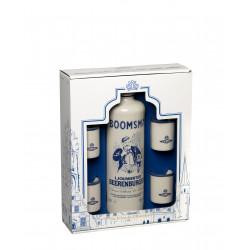 Boomsma Beerenburg 50CL + 4 Napjes