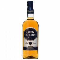 Glen Talloch 12 Years Whisky 70CL