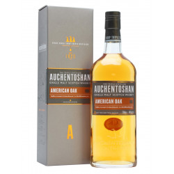 Auchentoshan American Oak Single Malt Whisky 70CL