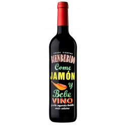 Bienbebido Jamon Tinto 75CL