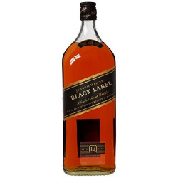 Johnnie Walker Black Label Whisky 300CL