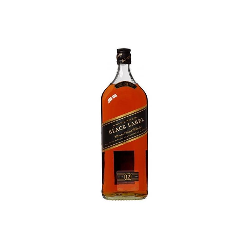 Johnnie Walker Black Label Whisky 300CL