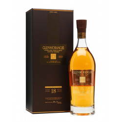 Glenmorangie 18 Years Extremely Rare Single Malt Whisky 70CL