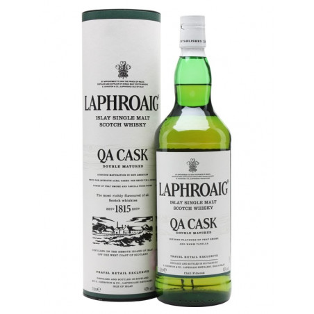 Laphroaig QA Cask Single Malt Whisky 100CL