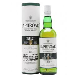 Laphroaig Select Single Malt Whisky 70CL