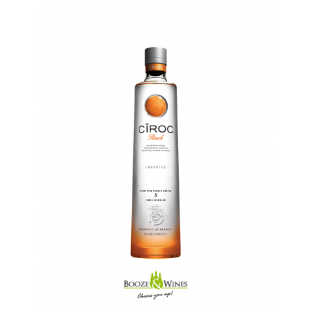 Ciroc Peach Vodka 70CL