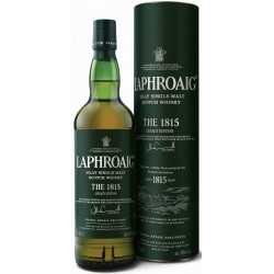 Laphroaig The 1815 Single Malt Whisky 70CL