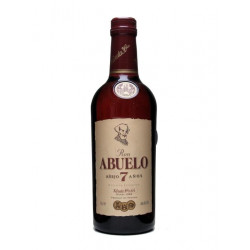 Ron Abuelo 7 Years Rum 70CL