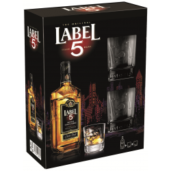 Label 5 Blended Scotch Whisky