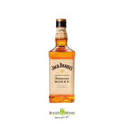Jack Daniel's Honey Whiskey...