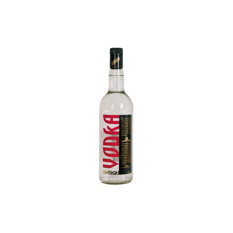 Zemski Vodka 70CL