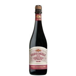 Cavicchioli Lambrusco Emilia Rosso 75cl