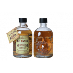 Doc. Collins Honing Vanille Moonshine Whiskey 50cl