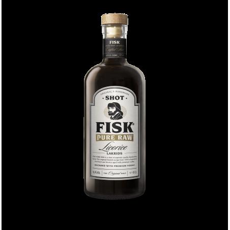 Fisk Lakrids 70cl