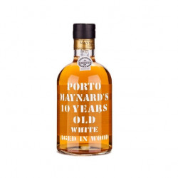 Maynard's 10 Years Old White Port 50cl