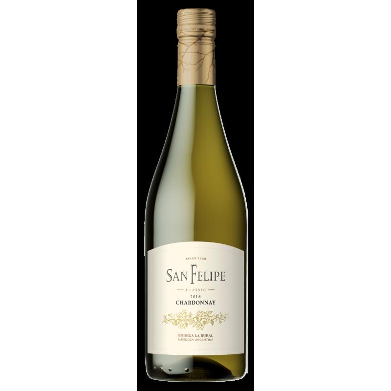 San Felipe Classic Chardonnay 75cl
