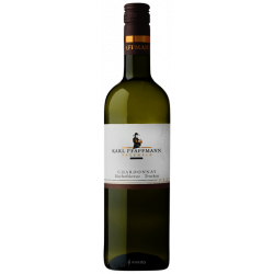 Karl Pfaffman Chardonnay Bischofskreuz Trocken 75cl