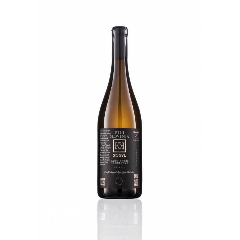Kobal Sauvignon Blanc Black Label 75 cl