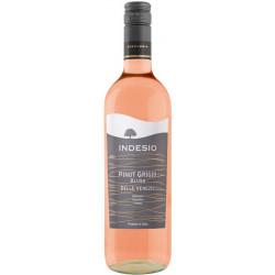 Indesio Pinot Grigio Blush Rose Delle Venezie 75cl