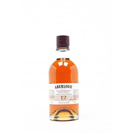 Aberlour 12 Years  Double Cask Matured Single Malt Whisky 70CL