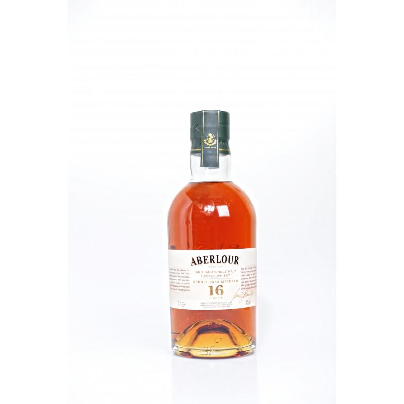 Aberlour 16 Years Double Cask Matured Single Malt Whisky 70CL