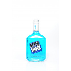 Aftershock Blue Likeur 70CL
