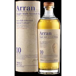 The Arran 10 Years Single malt Whisky 70CL